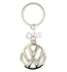Llavero Volkswagen plateado