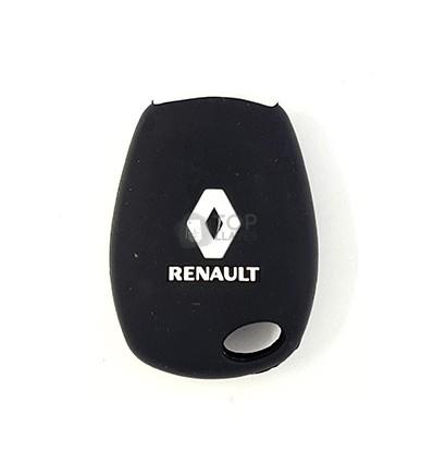 Funda de silicona Renault tres botones