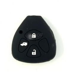 Funda Silicona Toyota tres botones