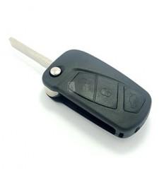 Carcasa para Ford con tres botones