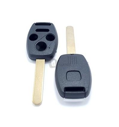 Carcasa para mando de Honda 3+1 botón
