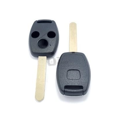 Carcasa par mando de Honda con tres botones