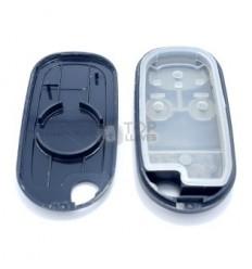 Carcasa para mando de Honda con tres botones