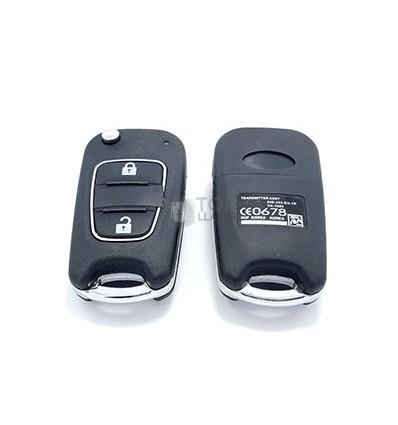 Carcasa para mando de Hyundai Verna