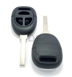 Carcasa Saab tres botones