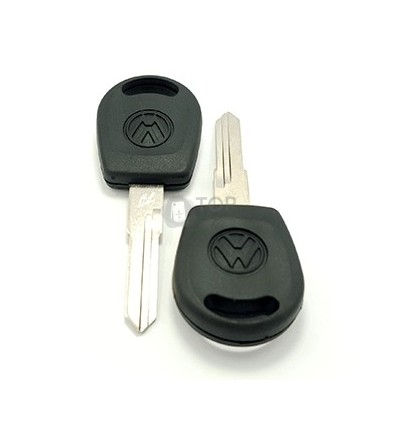 Llave transponder Volkswagen perfil HU49