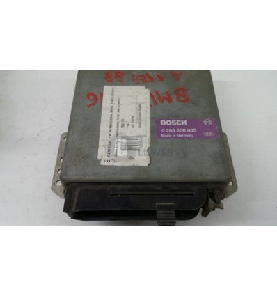 Centralita motor Bmw 316 0260200005