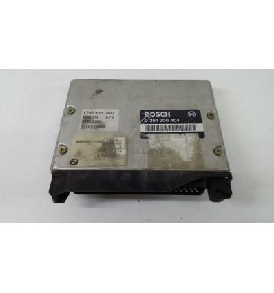 Centralita motor Bmw 530i 0261200404