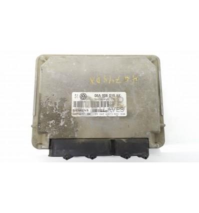 Centralita motor Volkswagen Golf 1.6 06A906019AK