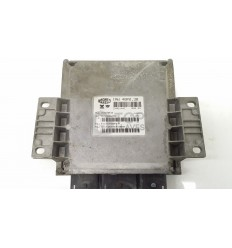 Centralita motor Peugeot 206 2.0 16379044