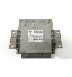 Centralita motor Peugeot 206 2.0 16529064
