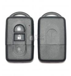 Carcasa Nissan Micra, Xtrail, Keyless