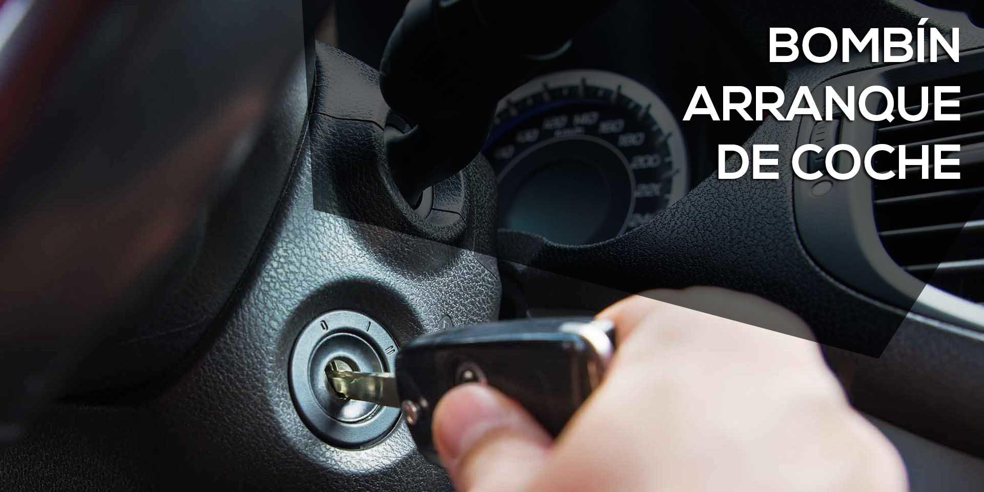 gran venta muy baratas ofertas exclusivas Bombín arranque de coche - Top Llaves Blog