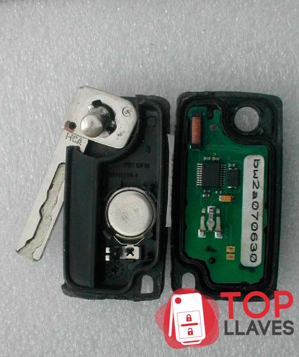 1 nuevo inmovilizador reparación transpondedor transmisor chip para mercedes llaves de coche