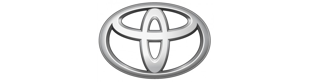 Carcasas para llaves Toyota