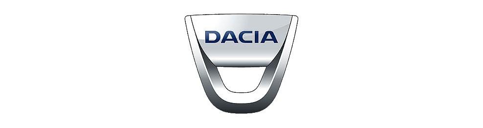 Llaves transponder Dacia