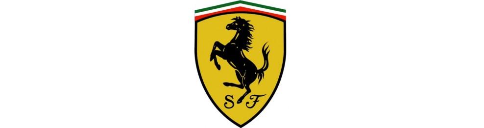 Llaves transponder Ferrari